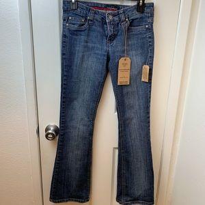 NWT Lucky Brand Bridgette Skinny Jeans. 30